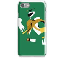 Mighty Morphin Green Ranger iPhone Case iPhone Case/Skin