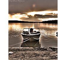 Pierce Lake Photographic Print