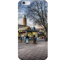 Gentleman's Walk, Norwich iPhone Case/Skin