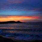 Carmel Sunset by Ellen Cotton