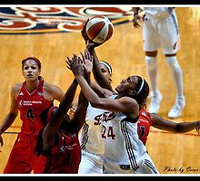 Indiana Fever vs Mysics Basktball 10 by Oscar Salinas