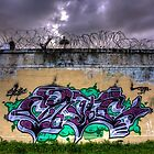 Urban Wall by njordphoto
