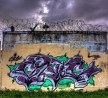Urban Wall by Bill Wetmore