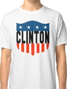 clinton : stars and stripes Classic T-Shirt