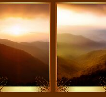 Craggy Gardens Sunset by Hannah Joy Patterson