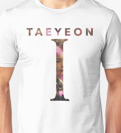Girls' Generation (SNSD) Taeyeon 'I' - 2 Unisex T-Shirt