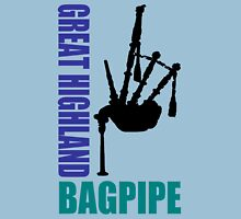 Great Highland bagpipe Unisex T-Shirt