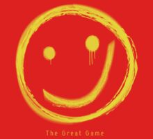 The Great Game Baby Tee