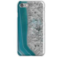 Blue Geode iPhone Case/Skin
