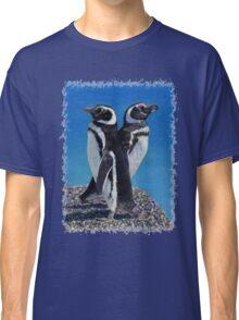 Cute Penguins T-Shirt Classic T-Shirt