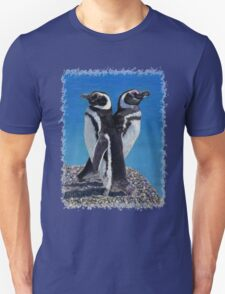Cute Penguins T-Shirt Unisex T-Shirt