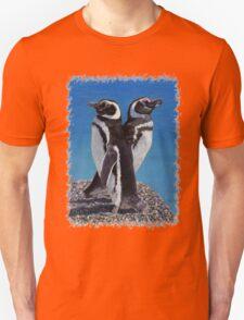 Cute Penguins T-Shirt Unisex T-Shirt