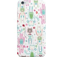 Paris Furries iPhone Case/Skin