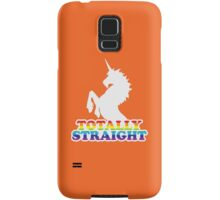 Totally Straight Samsung Galaxy Case/Skin