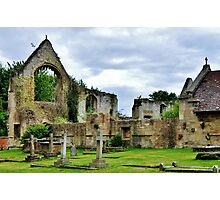 The Ruin Photographic Print