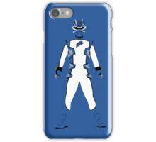 Power Rangers Jungle Fury Blue Ranger iPhone Case iPhone Case/Skin