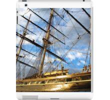 CUTTY SARK GREENWICH LONDON iPad Case/Skin