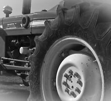 Ford tractor by Aler