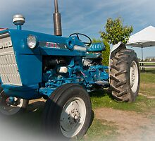 Ford tractor. by Aler