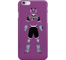 Power Rangers Jungle Fury Wolf Ranger iPhone Case iPhone Case/Skin