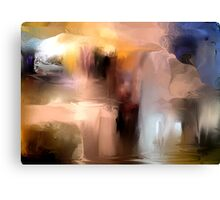Projection (2nd version) Canvas Print