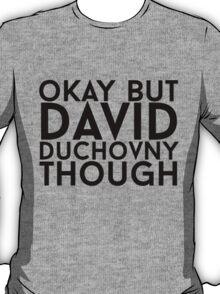 David Duchovny T-Shirt