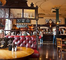 The Albert Pub - Interior - London. by DonDavisUK