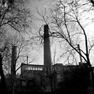 Forgotten Chimneys -  Leicester by Ant101