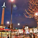 Trafalgar Square HDR by Ant101