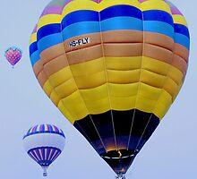 Ballon Festival by DonMc