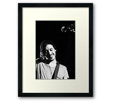 Chris Collins Framed Print