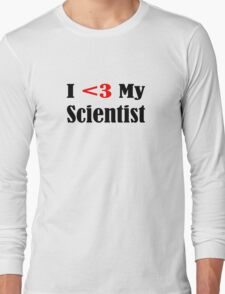 Scientist Long Sleeve T-Shirt