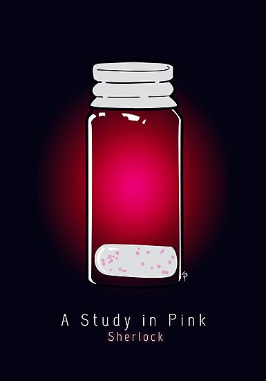 A Study in Pink by Skeletree