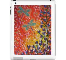 Dancing Dragonflies iPad Case/Skin