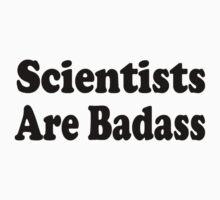 Scientist Baby Tee