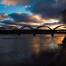 The Clutha River - Balclutha by Paul Davis