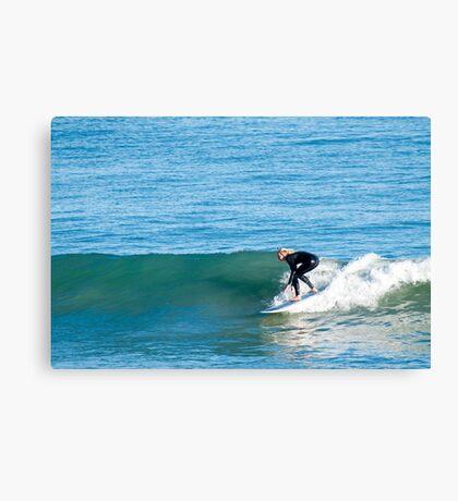 Surfing @ Middleton, South Australia Canvas Print