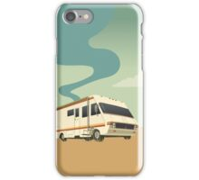 breaking bad crystal ship rv iPhone Case/Skin