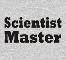 Scientist One Piece - Short Sleeve