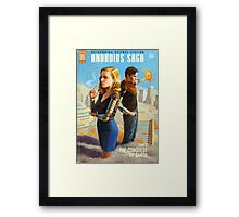 AS - The Conquest of Earth Framed Print