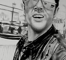 Johnny Knoxville by Smogmonkey