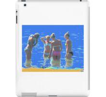 Michigan Girls  iPad Case/Skin