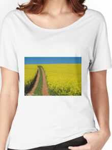 Road to the sky Women's Relaxed Fit T-Shirt