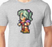 Terra Branford sprite - FFRK - Final Fantasy VI (FF6) Unisex T-Shirt