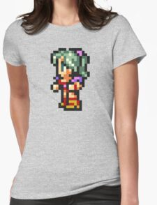 Terra Branford sprite - FFRK - Final Fantasy VI (FF6) Womens Fitted T-Shirt