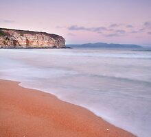North Clifton Beach, SE Tasmania by James Nielsen