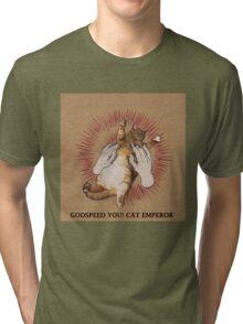 Godspeed You! Black Emperor t-shirt Tri-blend T-Shirt