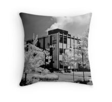 City Hall McMinnville Tennessee Throw Pillow