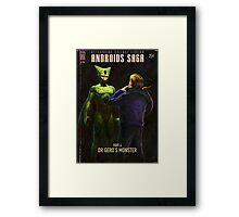 AS - Dr Gero's Monster Framed Print