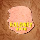 Mr. BALONEY 2016 by Alex Preiss